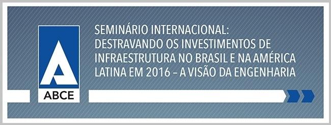 Seminário Internacional ABCE