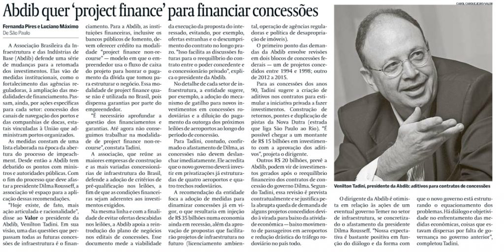 abdib project finance