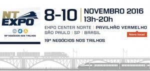 NT expo Negócios nos Trilhos